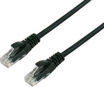 Blupeak CAT 6 UTP LAN Cable - Black