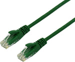Blupeak CAT 6 UTP LAN Cable - Green