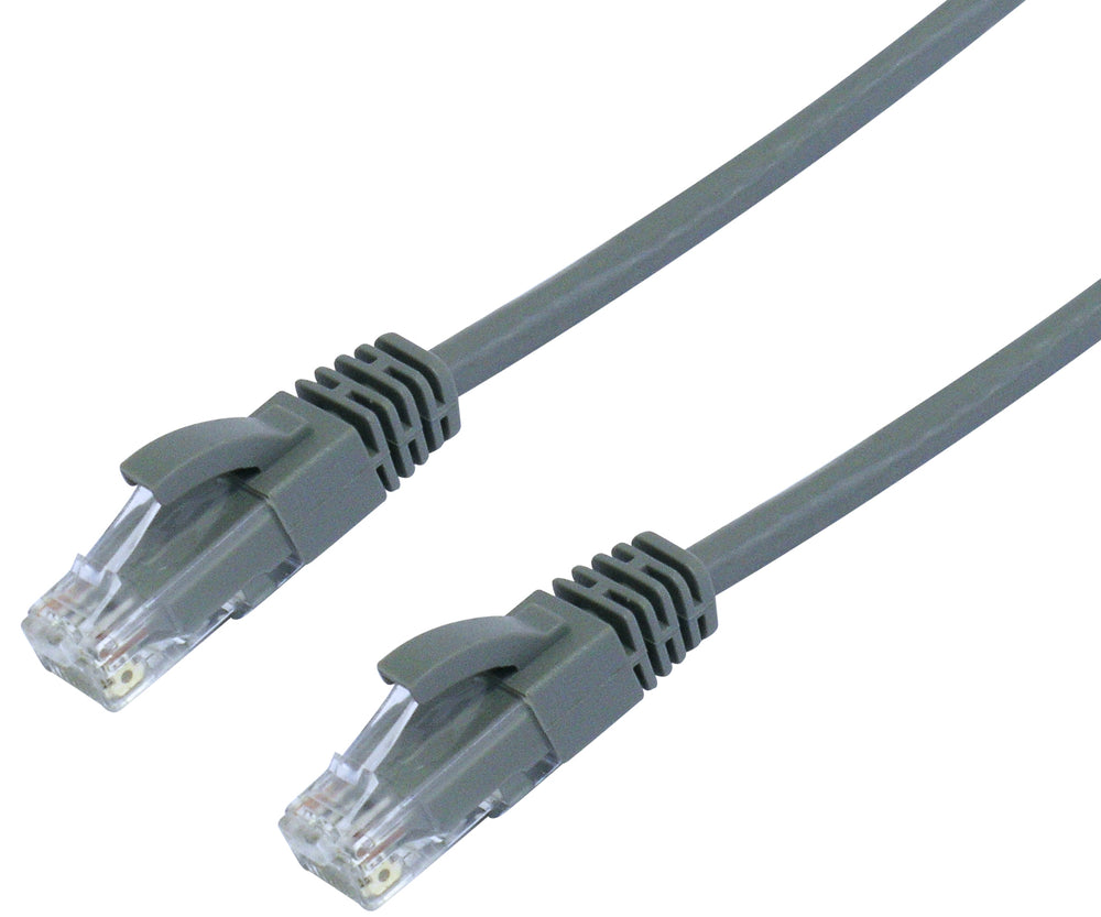 Blupeak CAT 6 UTP LAN Cable - Grey