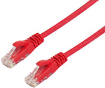 Blupeak CAT 6 UTP LAN Cable - Red