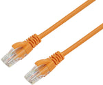 Blupeak CAT 6 UTP LAN Cable - Orange