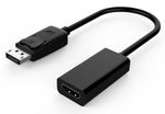 Blupeak DisplayPort Male to HDMI Female Adapter
