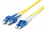 Blupeak Fibre Patch Cable Singlemode LC to SC OS2