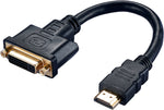 Blupeak HDMI Male to DVI Female Adapter