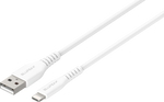 Blupeak Apple MFi Certified Lightning to USB Cable - White