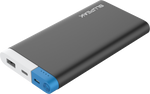 Blupeak 10,000mAh Premium Aluminium Power Bank USB-A & USB-C | BluPeak | Power Bank, Adapters, Docks and Cables | Accessories
