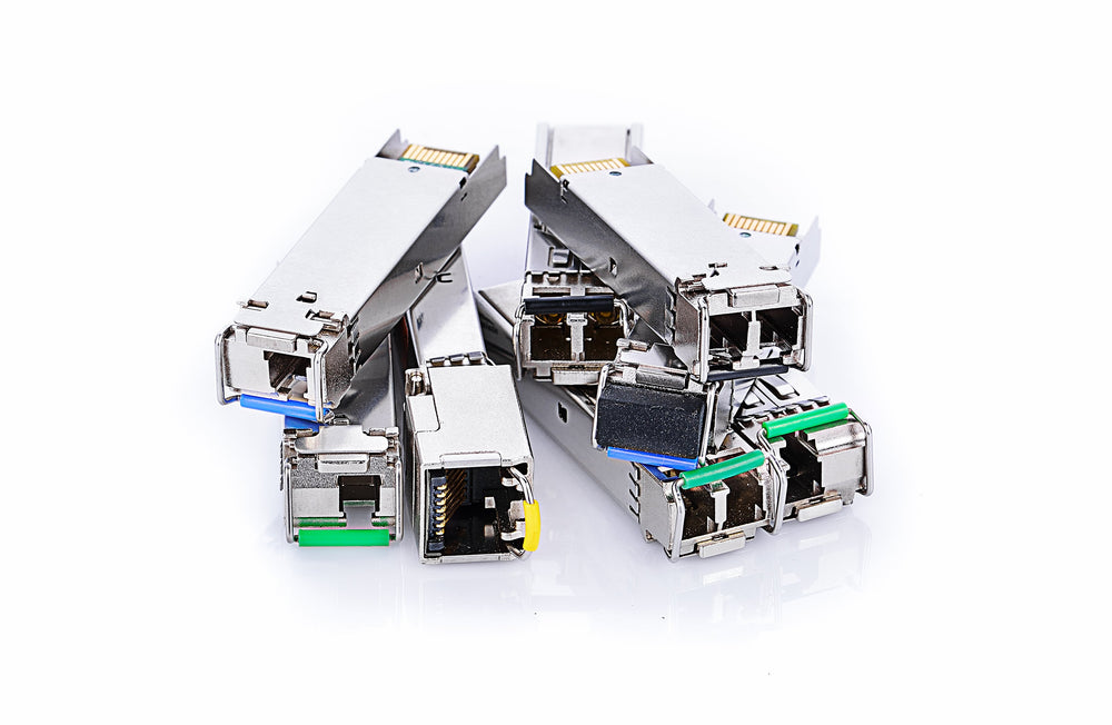 Blupeak SFP GE-T RJ45 10/100/1000 100M - Cisco Compatible | BluPeak | Power Bank, Adapters, Docks and Cables | Accessories