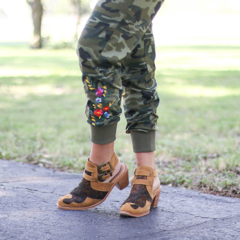 Elliott Camo Joggers - Layerz Clothing