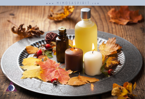 Autumn Aromatherapy with Cinnamon Essential Oil
