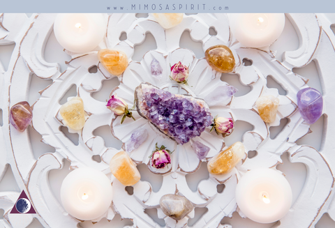 Creating Your Own Crystal Grids