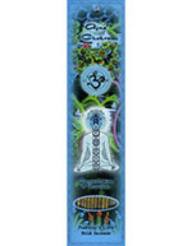 Nature Spirits Medicine Wheel Incense Sticks - Various Scents