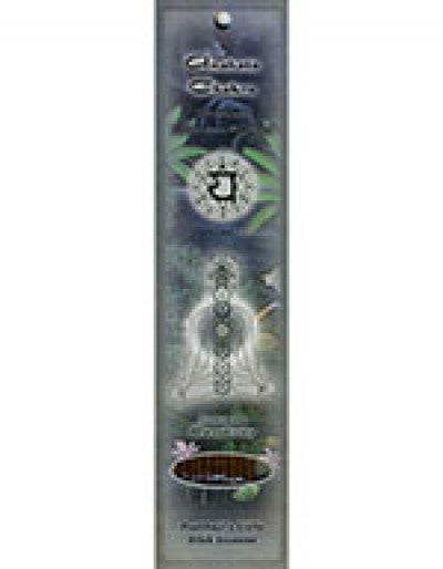 Prabhuji's Gifts Chakra Stick Incense - Various Scents