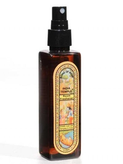 India Temple Room Freshener Spray