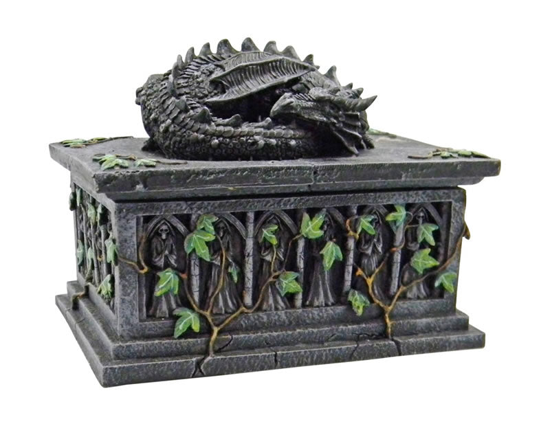 Dragon Crypt Box with Ivy