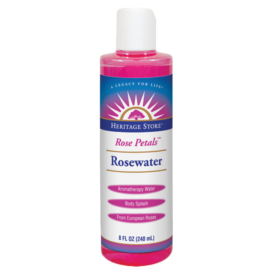 Rosewater (Various Sizes)