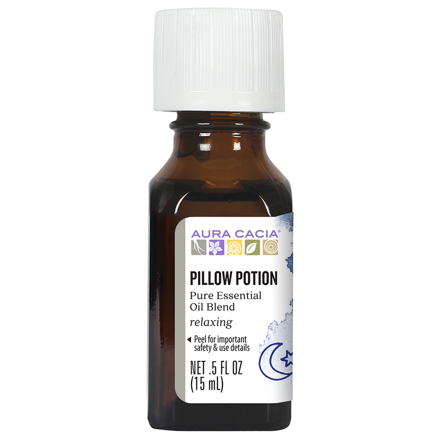 Aura Cacia Pillow Potion Oil .5 oz.