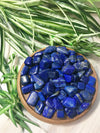 Tumbled Lapis Lazuli for Enlightenment & Dreaming