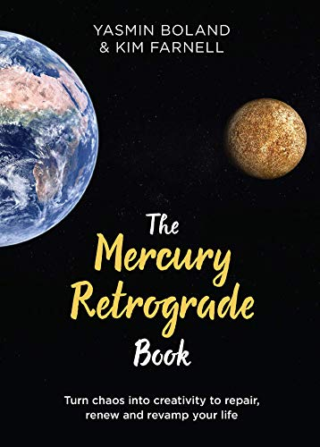 Mercury Retrograde Book by Yasmin Boland