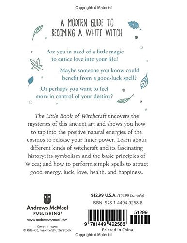 Little Book of Witchcraft by Anna Martin