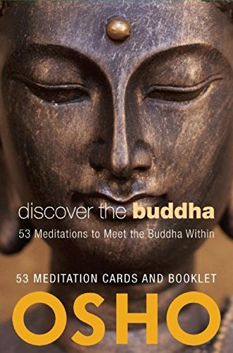 Discover the Buddha Meditation Cards by Osho