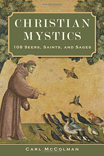 Christian Mystics by Carl McColman