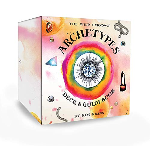 Wild Unknown Archetypes Deck & Guidebook by Kim Krans
