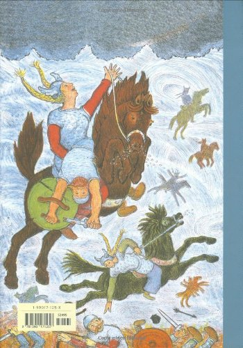 D'Aulaire's Book of Norse Myths by Ingri d'Aulaire & Edgar Parin d'Aulaire