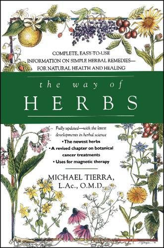 Way of Herbs by Michael Tierra