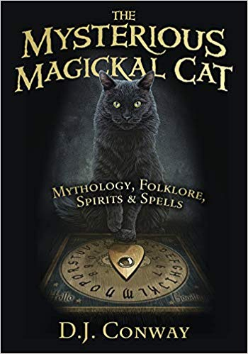 Mysterious Magickal Cat by D. J. Conway