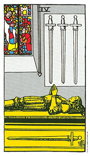 Rider Tarot Deck by Arthur Edward Waite