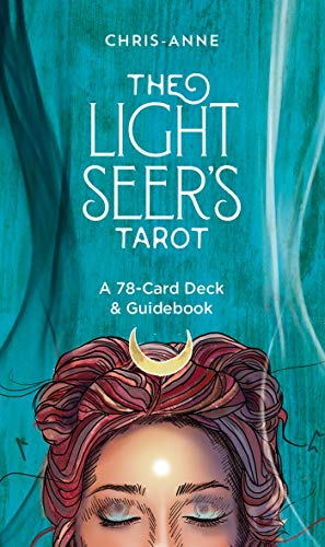 Light Seers Tarot Deck & Guidebook by Chris-Anne Donnelly