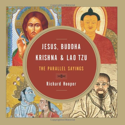 Jesus, Buddha, Krishna, & Lao Tzu by Richard Hooper