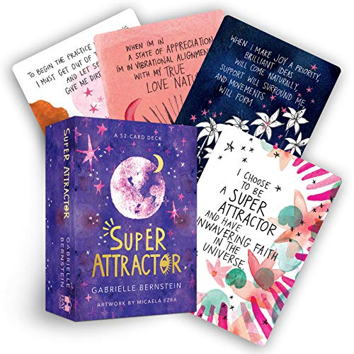 Super Attractor Deck by Gabrielle Bernstein