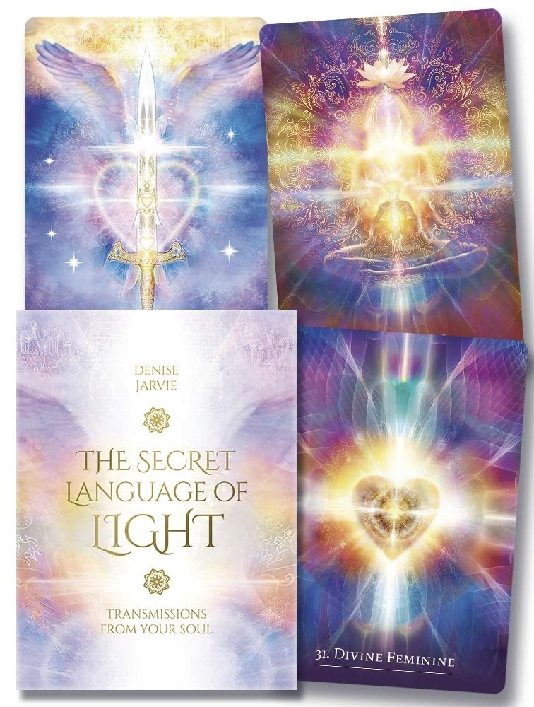 Secret Language of Light Cards by Denise Jarvie & Daniel Holeman