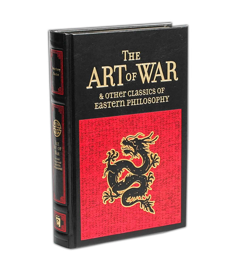Art of War & Other Classics of Eastern Philosophy by Sun Tzu & Confucius & Mencius