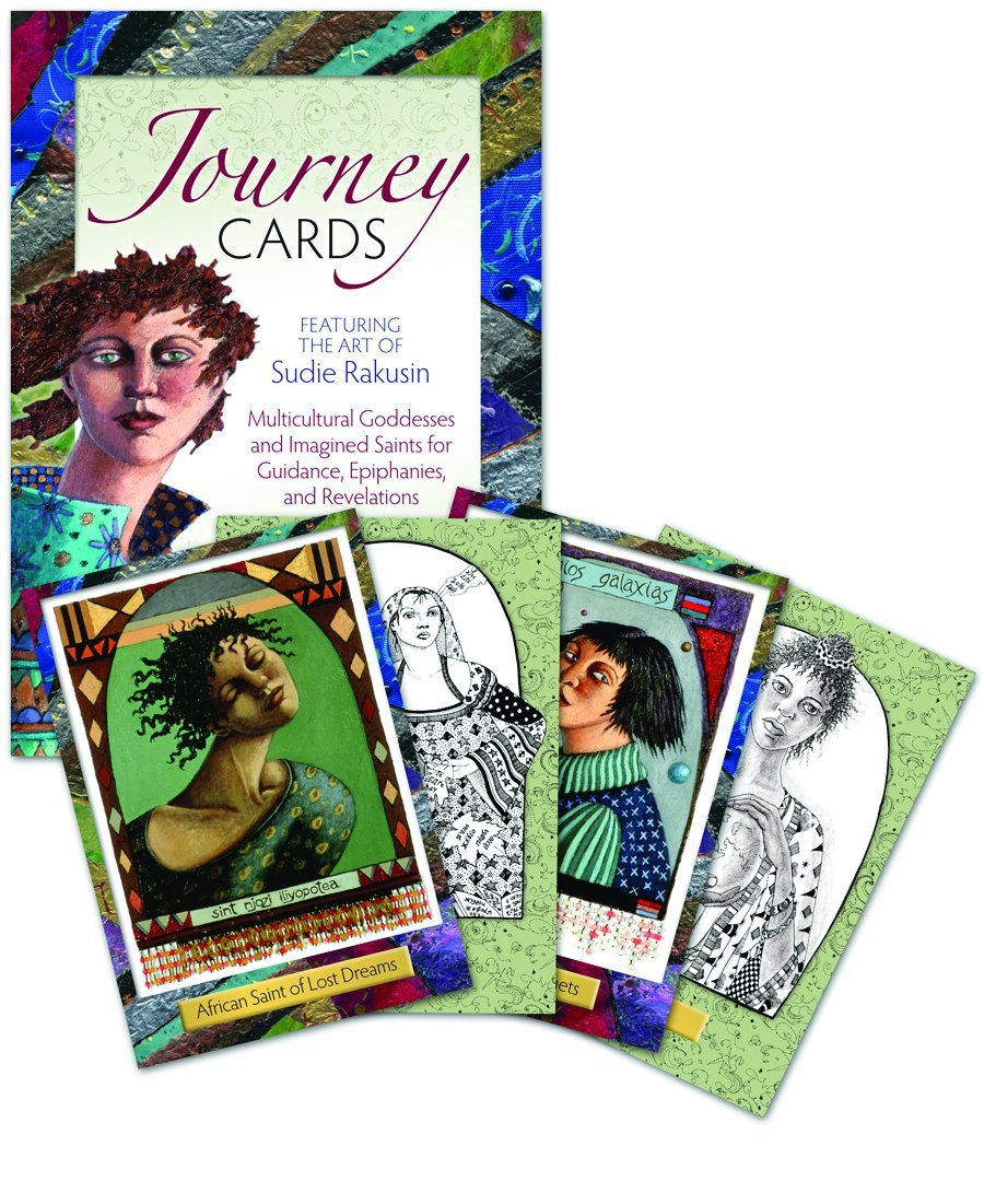Journey Cards by Sudie Rakusin