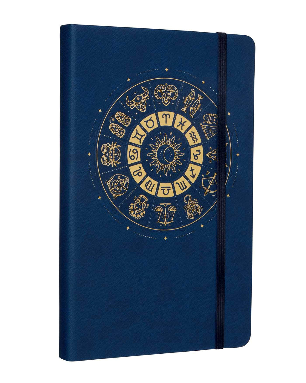 Twelve Signs of the Zodiac Journal
