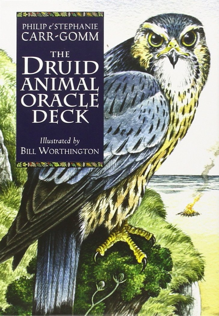 Druid Animal Oracle by Philip Carr-Gomm & Stephanie Carr-Gomm & Bill Worthington