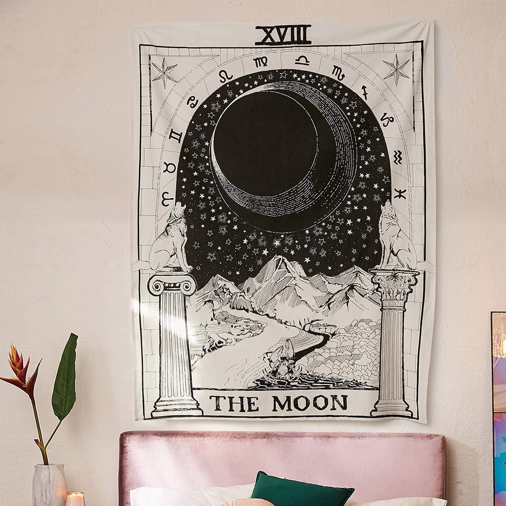 Tarot Card Tapestry Wall Hanging - Various Styles