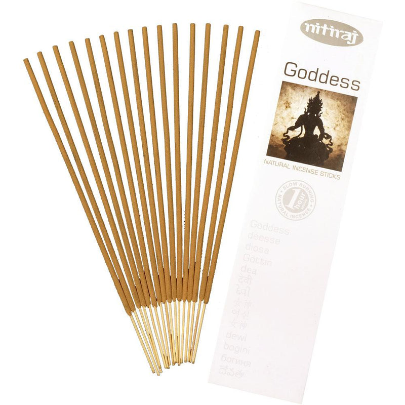 Nitiraj Incense Sticks - Various Scents