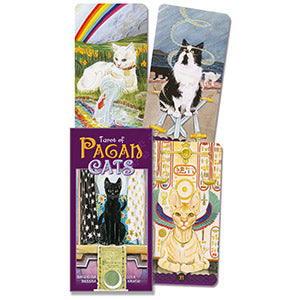 Tarot of Pagan Cats by Magdelina Messina & Lola Airaghi
