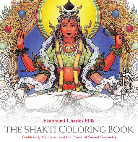Buddhist Paintings Coloring Book by the Asian Art Museum of San Francisco