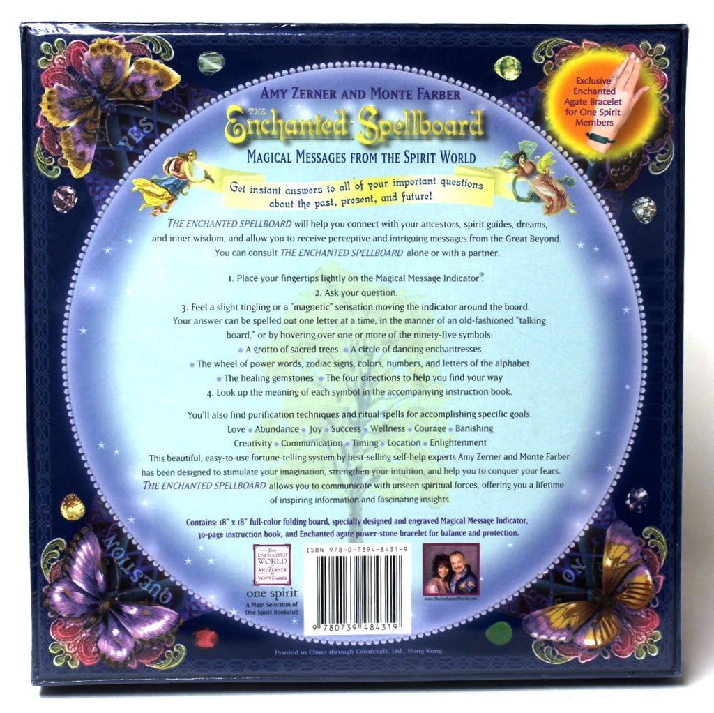 Enchanted Spellboard by Monte Farber & Amy Zerner