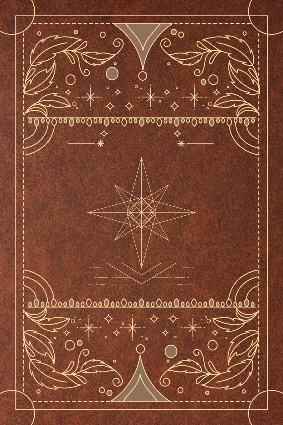 Vintage Style Tarot Journals - Various Colors