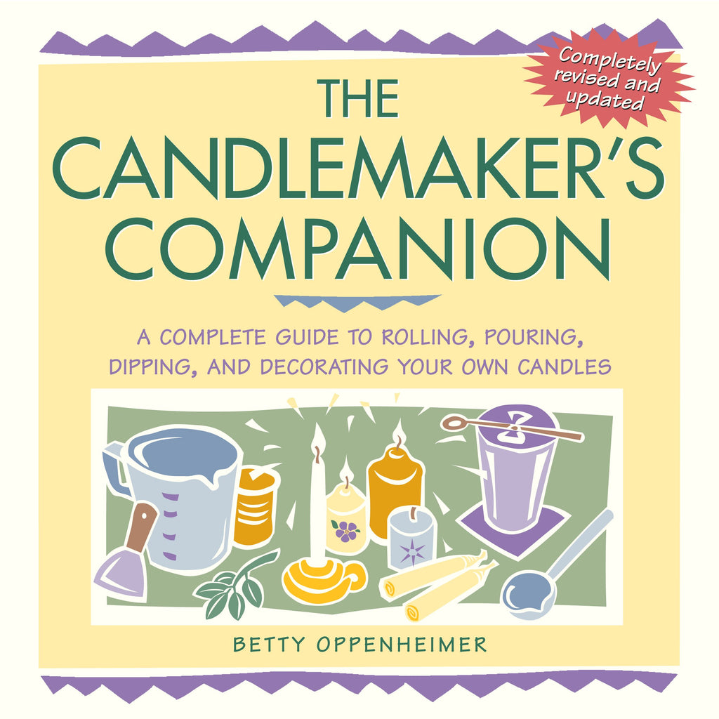 Candlemaker's Companion by Betty Oppenheimer