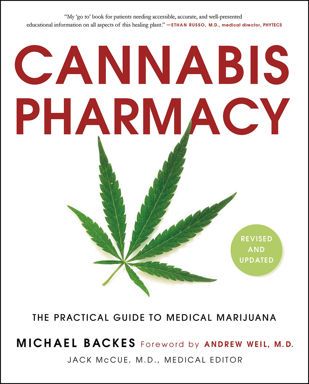 Cannabis Pharmacy by Michael Backes