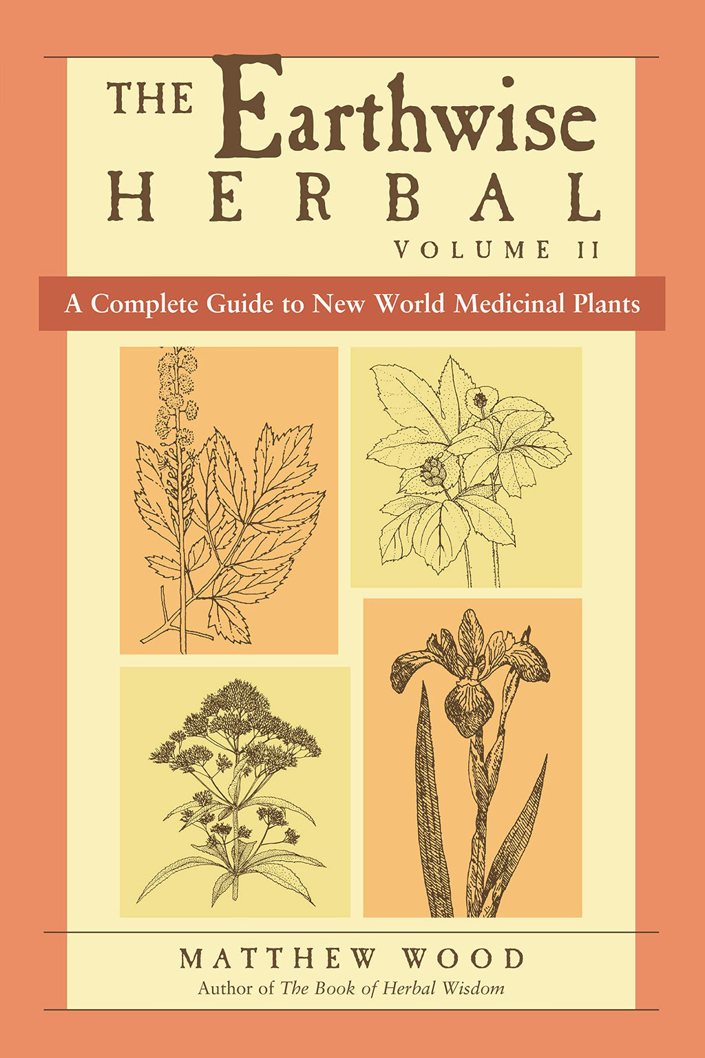Earthwise Herbal, Volume II by Matthew Wood