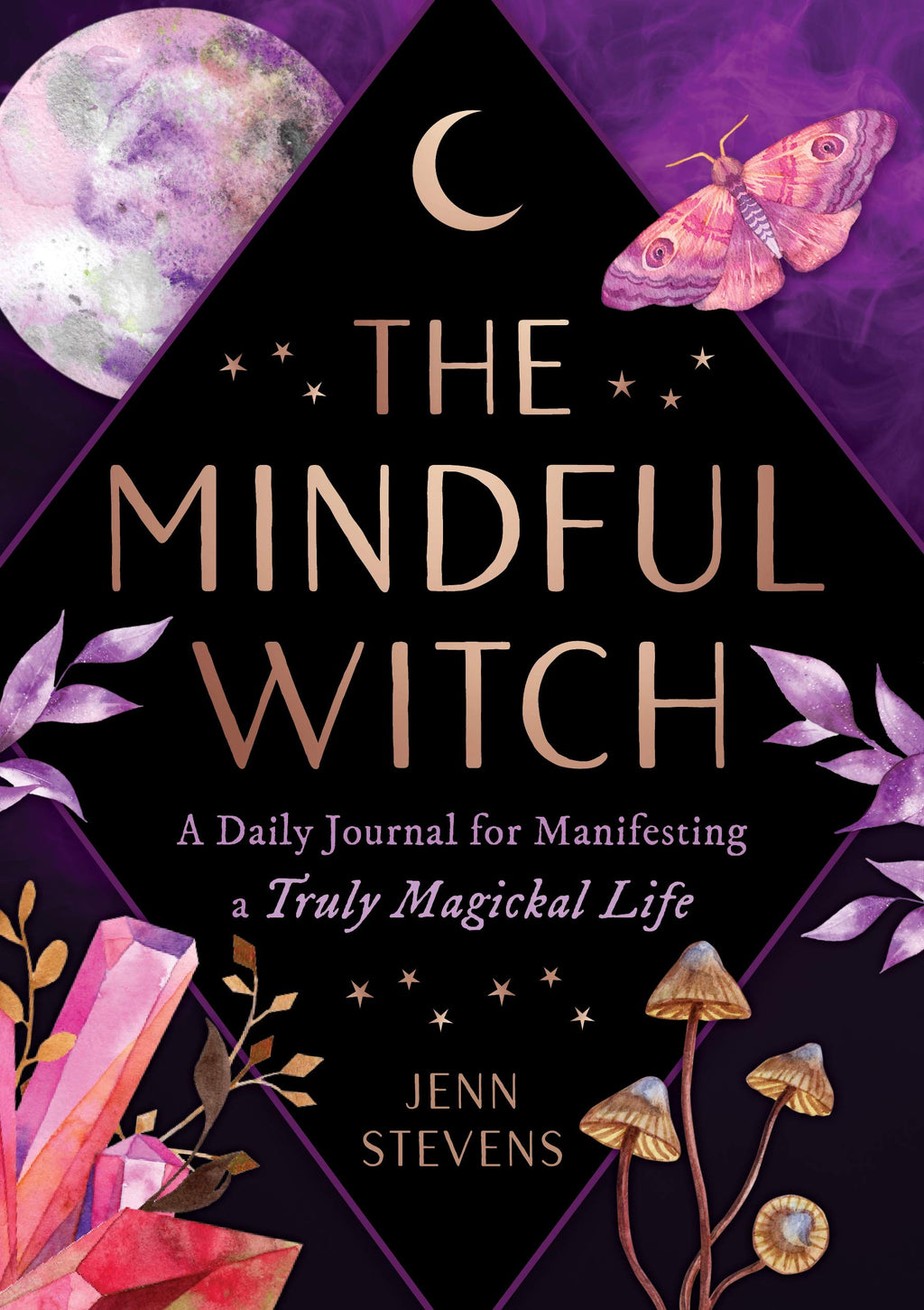 Mindful Witch Journal by Jenn Stevens