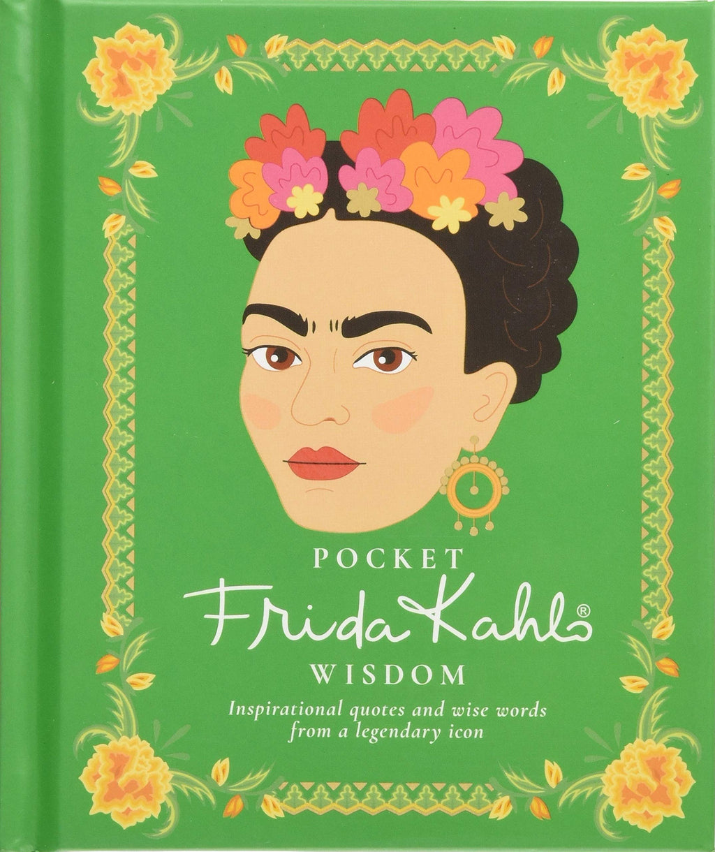 Pocket Frida Kahlo Wisdom by Hardie Grant