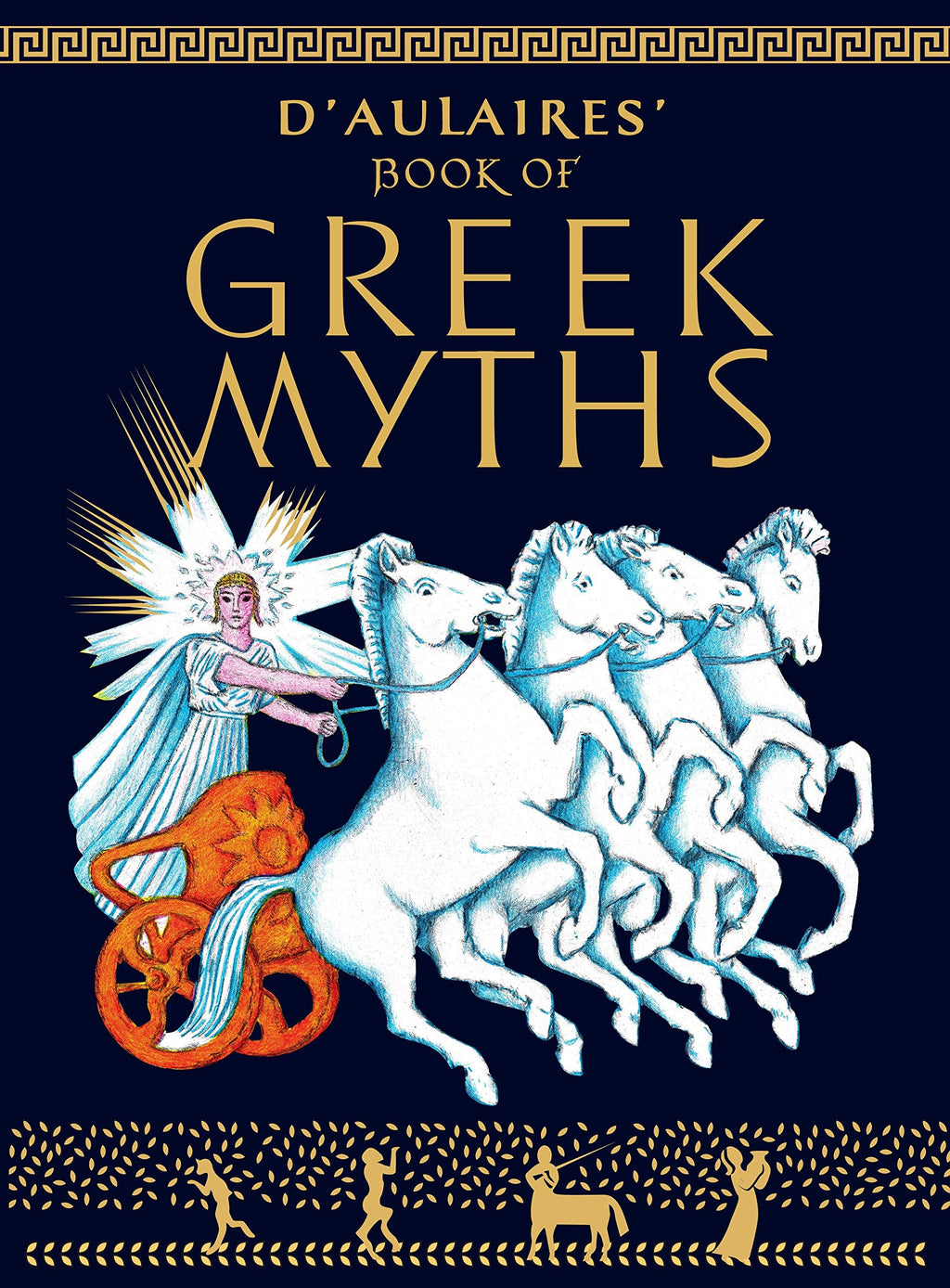 D'aulaire's Book of Greek Myths by Ingri d'Aulaire & Edgar Parin d'Aulaire